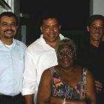 Daniel Jn. Baptiste, Alcina Nolley, Arnold Toulon, St. Lucia (http://www.jean-baptiste.com/; http://www.alcinanolley.com/Alcinas_Art_Gallery/Welcome.html; https://www.facebook.com/arnold.toulon)